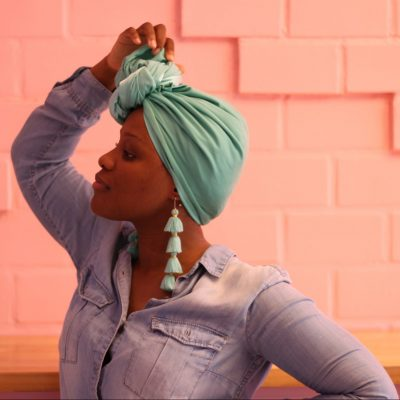 Mint | Solid Headwrap